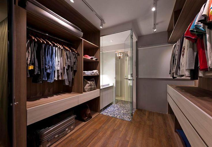 everyone love a walk in closet!
