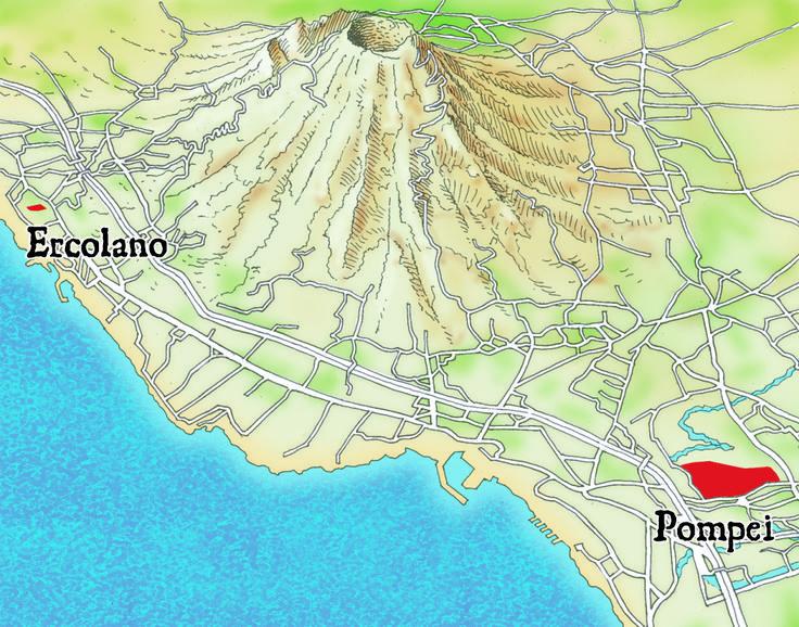 Marco Vaglieri • Pompei and Ercolano, 2004