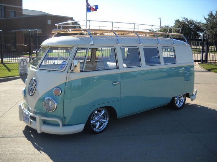 VW Bus For Sale @ Oldbug.com