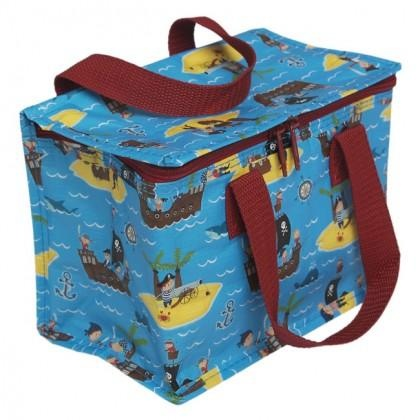 Pirate Fun Lunch Bag | pookiedookie ©
