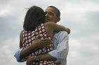 Barack Obama Tweets Victory in 2012 Presidential Election