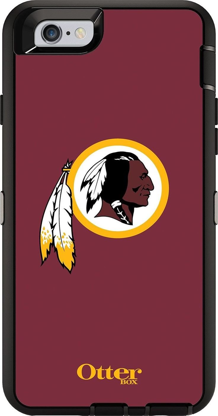 OtterBox DEFENDER iPhone 6/6s Case - Retail Packaging - NFL REDSKINS OtterBox