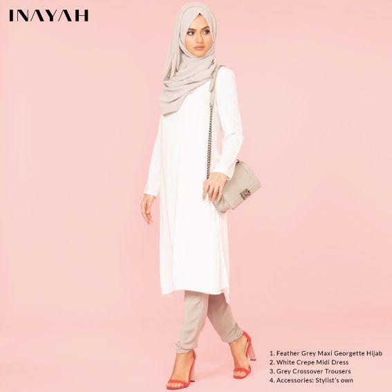 Hijab Fashion 2016/2017: Inayah Islamic Clothing & Fashion Abayas Jilbabs Hijabs Jalabiyas & Hijab Pins  Hijab Fashion 2016/2017: Sélection de looks tendances spécial voilées Look Descreption Inayah Islamic Clothing & Fashion Abayas Jilbabs Hijabs Jalabiyas & Hijab Pins
