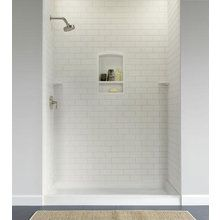View the Swanstone STMK963662 Subway Tile Shower Wall Kit at FaucetDirect.com.
