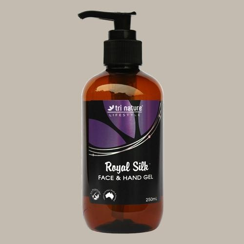 Royal Silk Face & Hand Gel is another option for replacing your handwash for a more gentle but effective clean that won't leave your hands dry and inflamed.  It is full of some powerful ancient herbs and is naturally pH balanced.