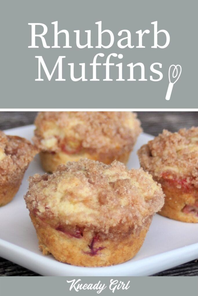 Rhubarb Muffins Recipe In 2020 Rhubarb Muffins Rhubarb Recipes Rhubarb Recipes Muffins