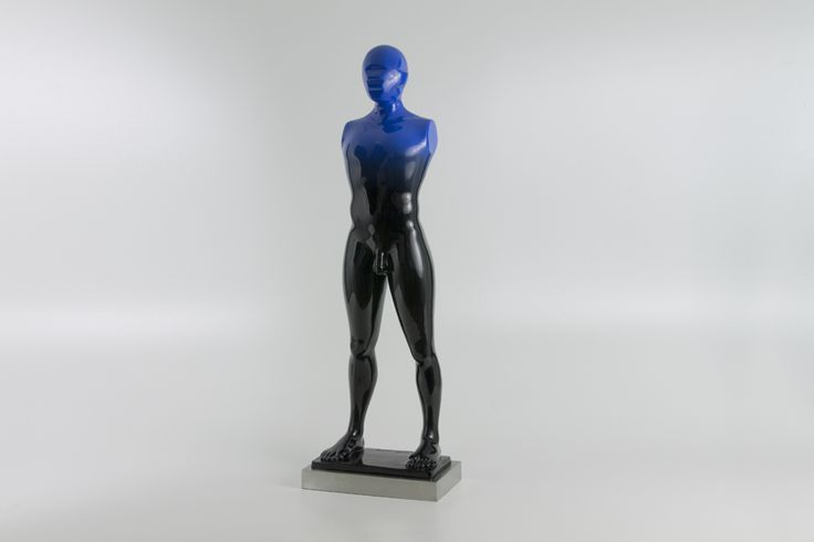 Andre Stead - Standing Man - Bronze Edition of 6 - 980 x 350 x 250 mm