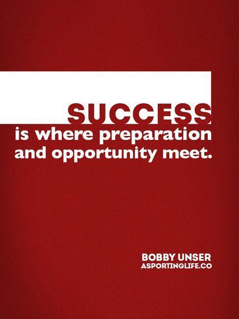 Sports Quotes / www.asportinglife.co #bobbyunser #sportsquotes