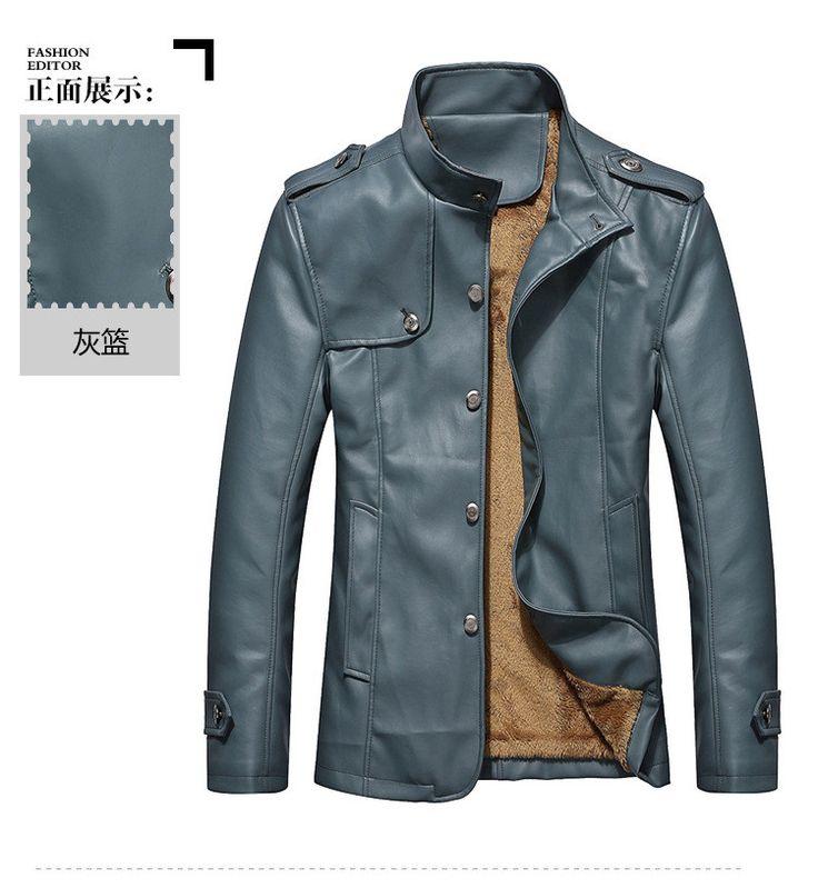 Men's LeAther Jackets- motorcycle Jacket