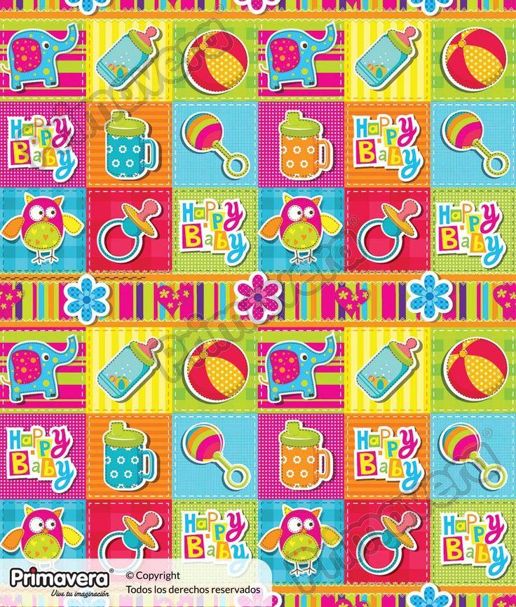 Papel Regalo Premium Primavera 000026-930 http://envoltura.papelesprimavera.com/product/papel-regalo-premium-bebe-000026-930/