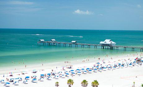 Florida....Clearwater beach the best vaca everrrrr