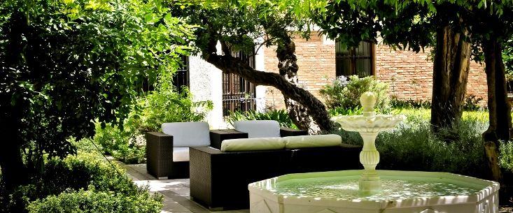 HOTEL HOSPES PALACIO DE LOS PATOS - Granada