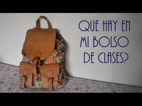 Regreso a Clases 2014 || ¿Qué hay en mi mochila?