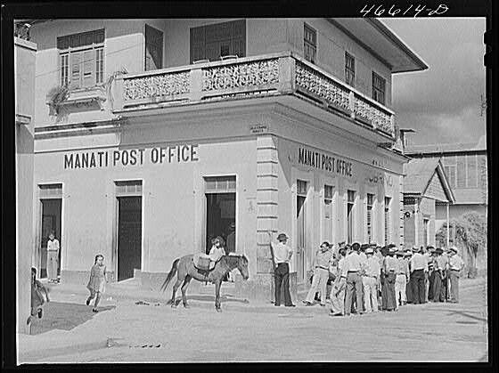 El Correo antiguo de Manati in 2019   Puerto rico history ...