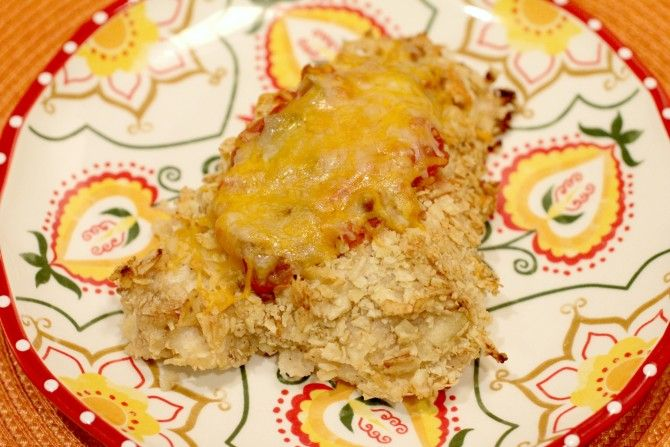 Santa Fe Chicken - I love recipes that only require a few ingredients ...