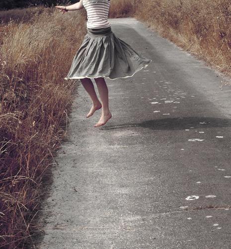 Dancing fills that nagging space inside you