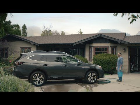 2020 Subaru Outback Subaru Commercial Moment Of Silence 30 Youtube In 2020 Subaru Subaru Outback Outback