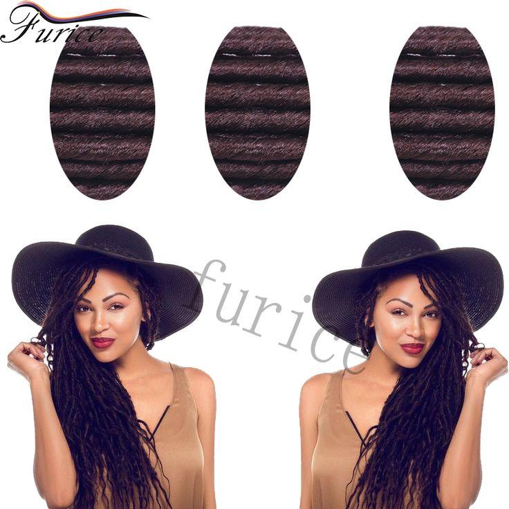 Aliexpress.com : Buy Braiding Hair 18inch 100g/Pack Crochet Twist Hair ...