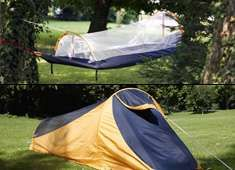 56 Cool C&ing Shelters & 25 best Innovative tents images on Pinterest | Tent camping ...