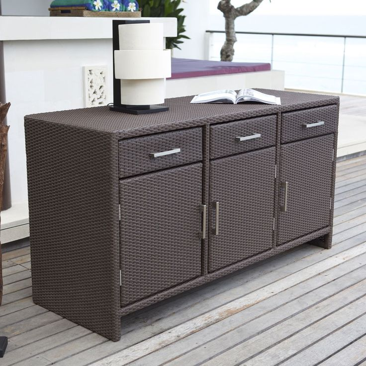 Outdoor Contemporary Sideboards ~ Best images about center courtyard on pinterest decks