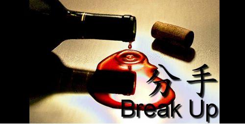 Learn Mandarin Online Mini Chinese Novel – 分手 Breakup [1] (Beginner Level)