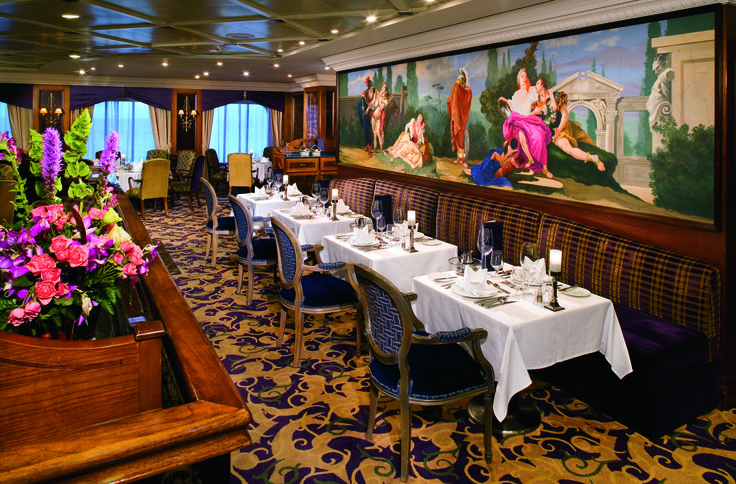 Dine in luxury on board Azamara Journey  #Azamara #Cruise #LuxuryTravel
