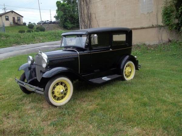 1930 Ford Model A for sale | Hemmings Motor News