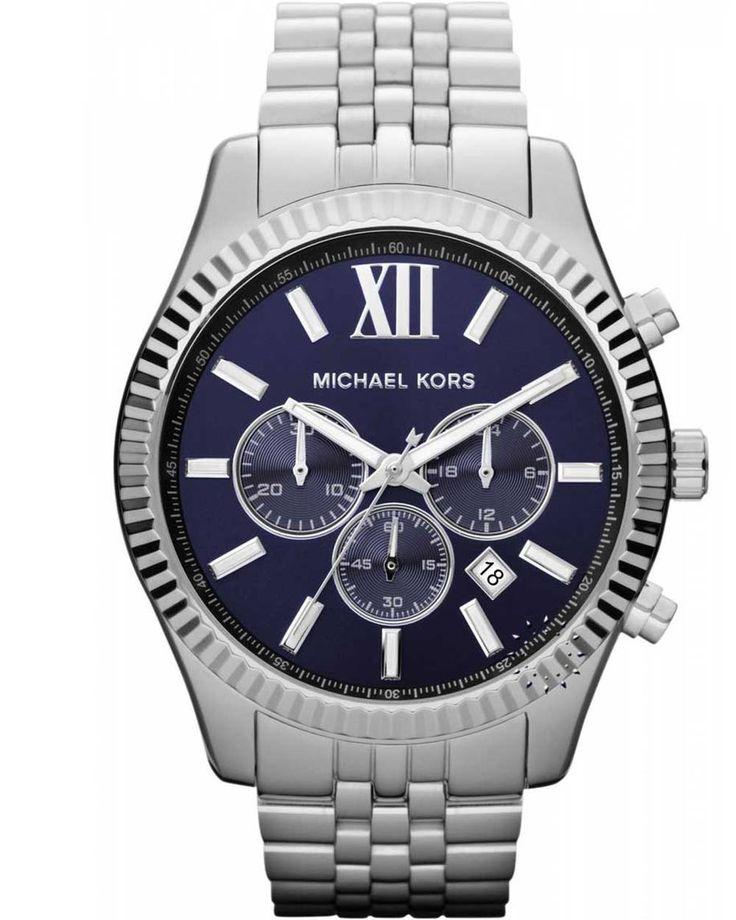 Michael KORS Chronograph Stainless Steel Bracelet