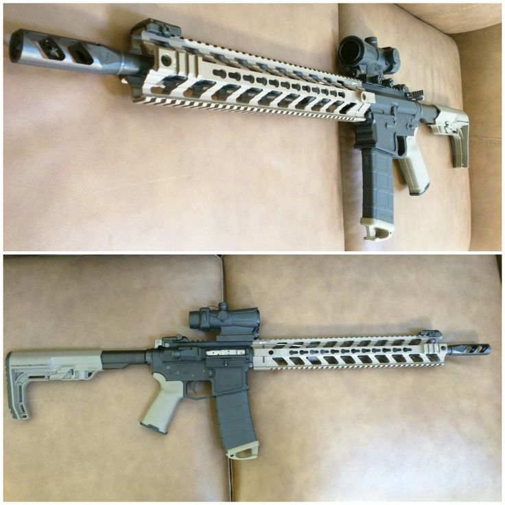 how to build a complete ar 15 upper