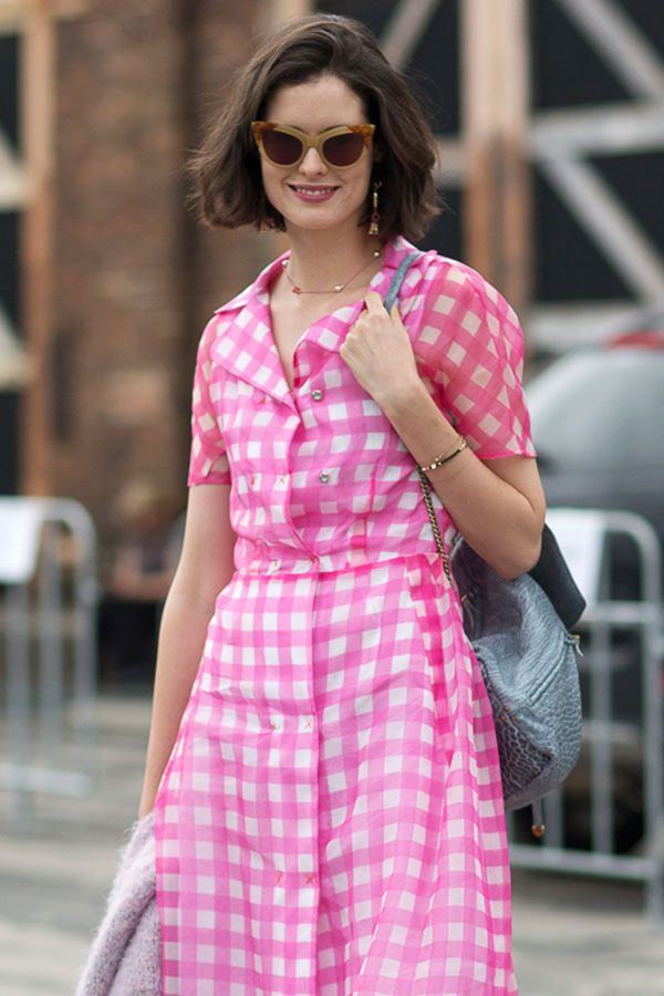 Shop the Street Style Look: Going for Gingham