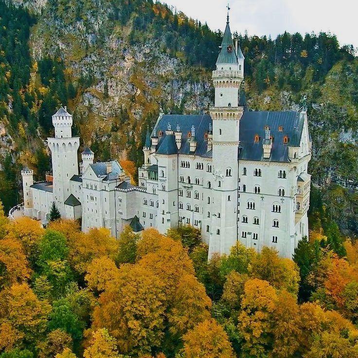 Schloss Neuschwanstein Bayern Deutschland Bayern Deutschland Neuschwanstein Schloss Germany C Beautiful Castles Germany Castles Neuschwanstein Castle
