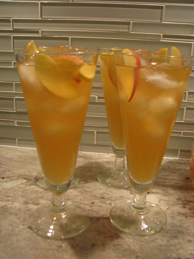 Apple Cider Sangria | Recipe | Thanksgiving this year ...