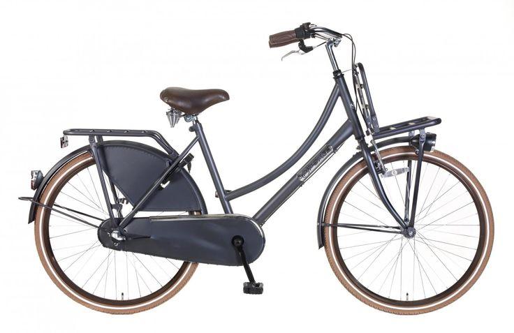Bicicleta holandesa Daily Dutch Basic + 26