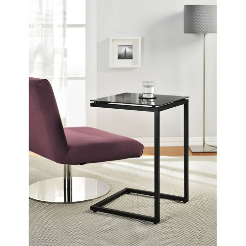 Cheap C table! $35: Glasses Tops, Furniture Cshape, C Tables, Altra Furniture, Lists Price, End Tables, Accent Tables, Living Rooms Furniture, Purple Glasses