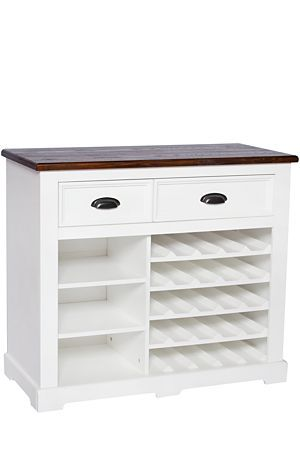 """Our Classic two tone Madison range is perfect for your classic lifestyle. The veneered top and solid wood turned legs eccentuate its timeless look.<div class=""""pdpDescContent""""><BR /><b class=""""pdpDesc"""">Dimensions:</b><BR />L98xW45xH86 cm<BR /><BR /><div><span class=""""pdpDescCollapsible expand"""" title=""""Expand Cleaning and Care"""">Cleaning and Care</span><div class=""""pdpDescContent"""" style=""""display:none;""""><ul><li> Dust frequently with a clean soft cloth </li><li> Polish the wood surfaces on a regular…"""