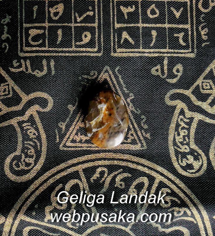 Batu Geliga Landak