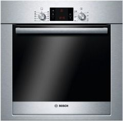 Bosch Exxcel HBG73R550B Single Built In Electric Oven Pyrolytic