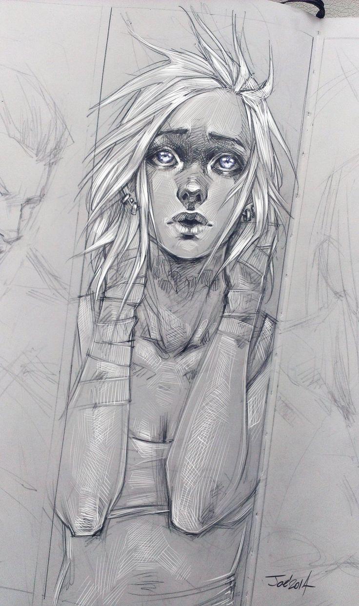 Nikky, Sasha Alekseeva on ArtStation at https://www.artstation.com/artwork/AqqE5