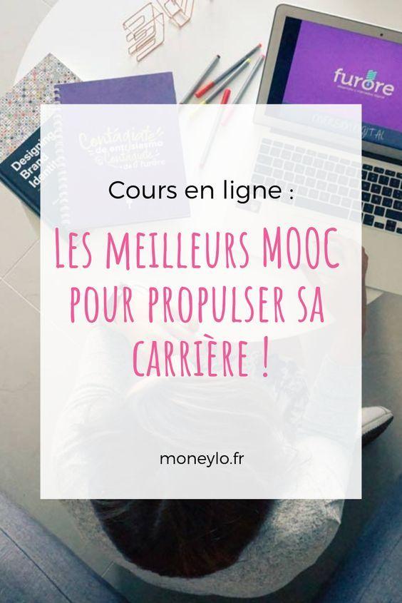 Les meilleurs MOOC gratuits pour propulser sa carrière