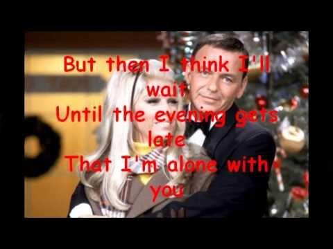 Something Stupid / Frank Sinatra - Lyric Video - HD 1080p - YouTube