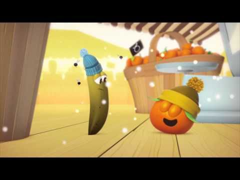 A table les enfants ! - La banane - Episode en entier - Exclusivité Disney Junior ! - YouTube