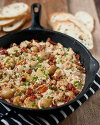 Southern Crab Hash Recipe on Food & Wine