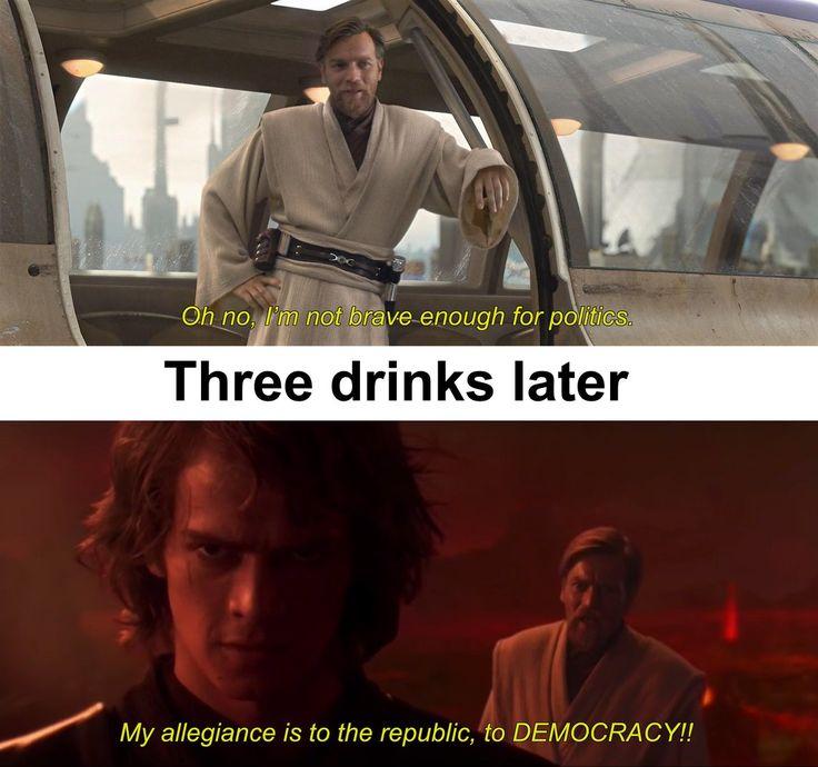 Wars Star Memes Prequels Lol