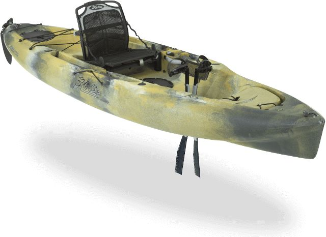 Hobie Mirage Outback MD180 drive