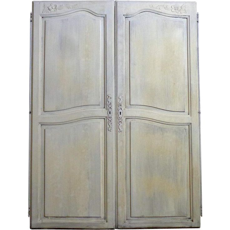 Pair Of Antique French Louis XV Style Provencal Cabinet Doors Found At  Www.rubylane. Architectural SalvageCabinet Doors Part 60