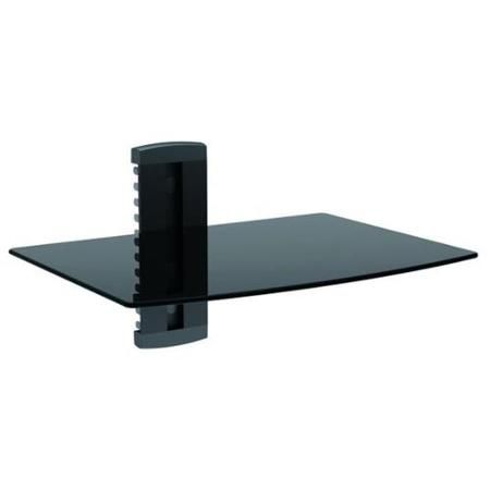 Monoprice 10478 Single Shelf Wall Mount For TV Components
