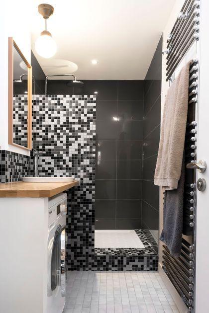 24 best Salle de bain images on Pinterest Bathroom, Showers and