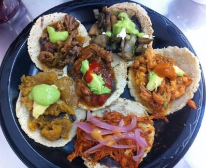 Tacos @ Guisados in Los Angeles, CA