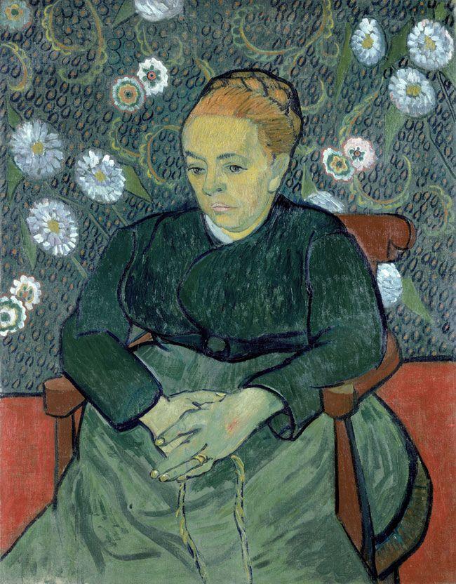 Vincent Van Gogh Augustine Roulin Kunst Ideen Van Gogh Museum Vincent Van Gogh