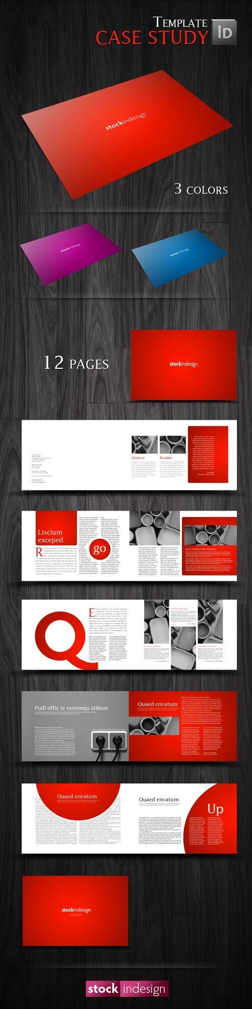 Free Travel Brochure Templates & Examples - Lucidpress